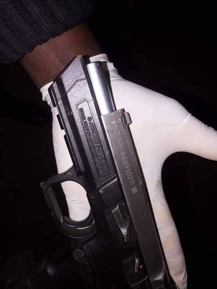Fierce cop Hessy speaks out on Purity Mwambia's expose on #GunsGalore