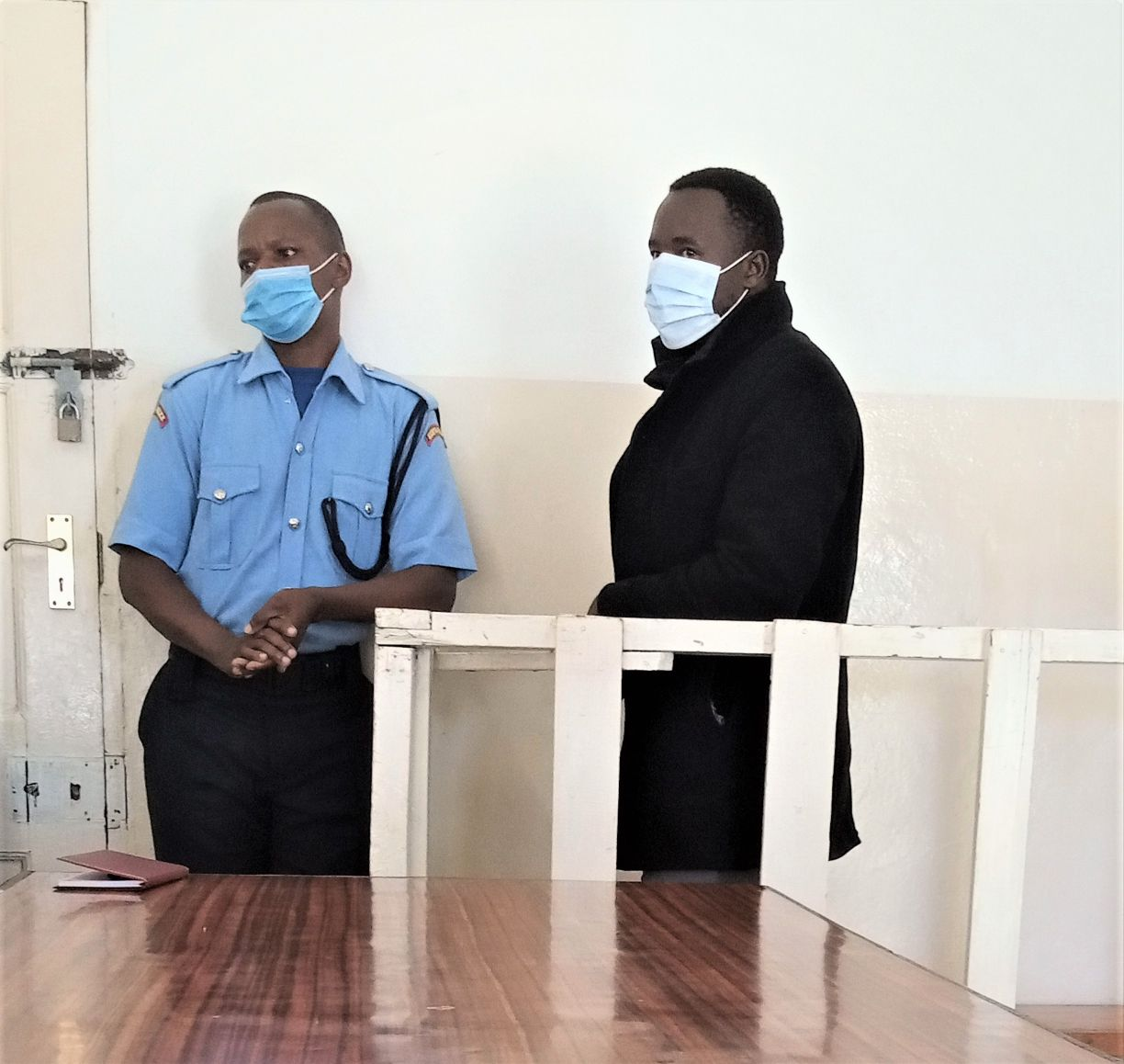 Police officer who killed barman over Sh450 bill fit to stand trial