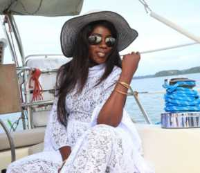 'Help me sell my soul to the devil' Fan begs Akothee, She responds