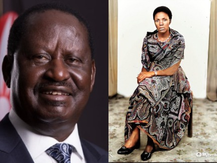 'I learned of my mother's death two months after her demise' Reveals Raila Odinga