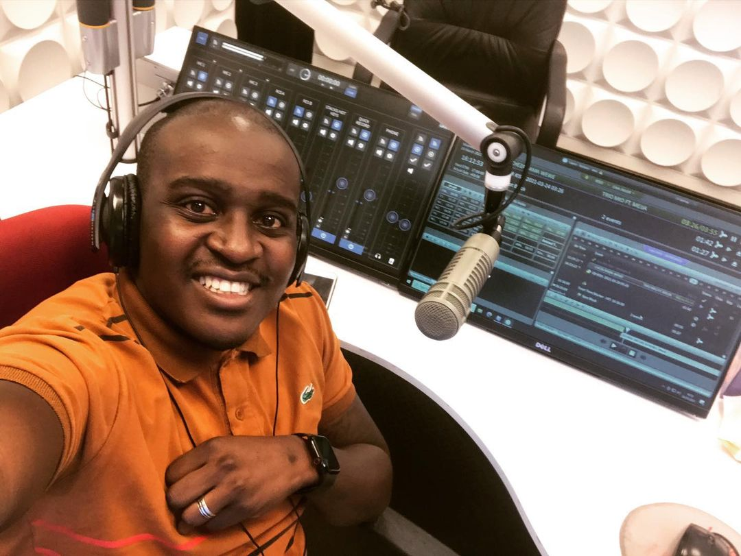 Kiss FM's Chito Ndhlovu leaves The Maloko Show for drive