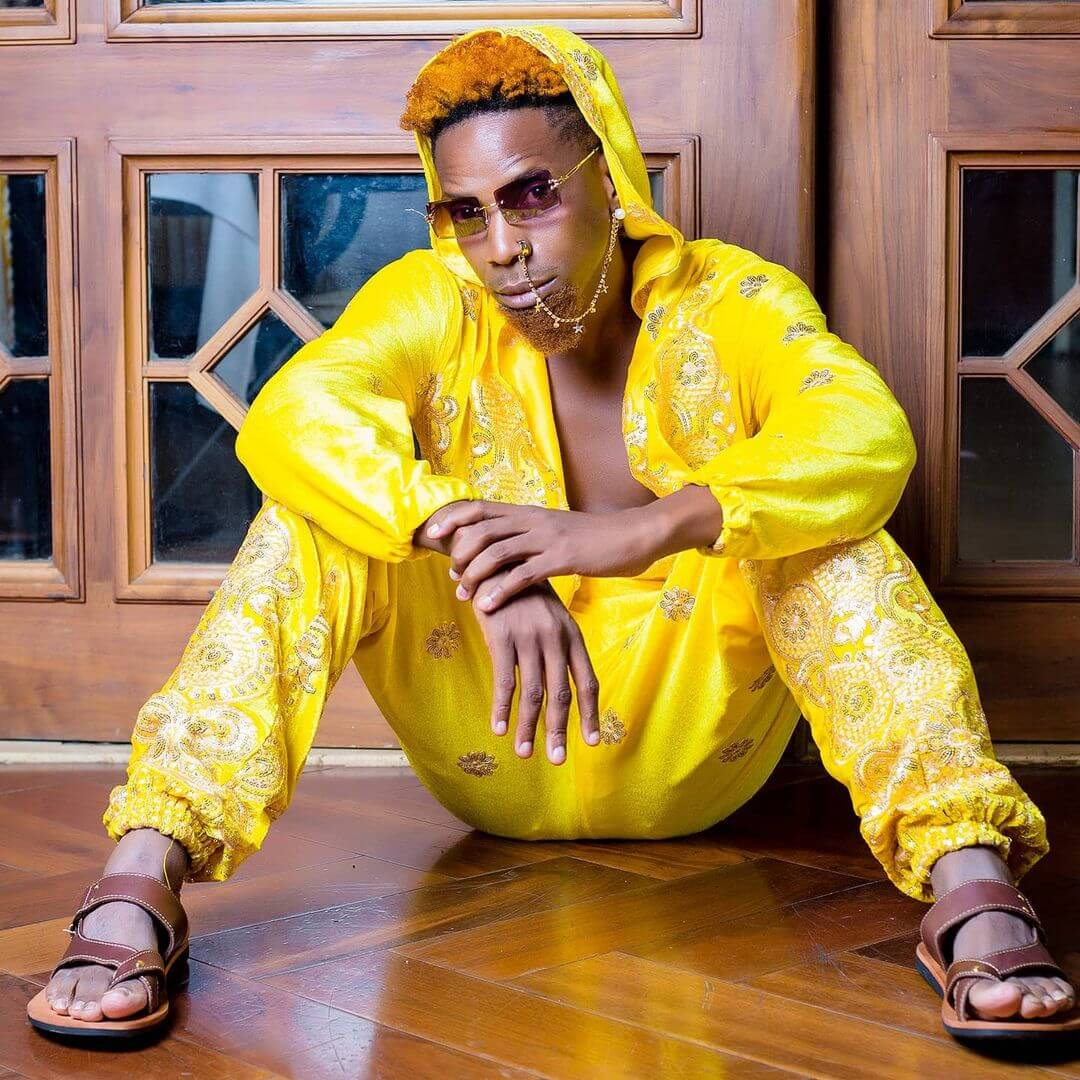 This is the fashion that cost Eric Omondi a whooping Ksh 6.2 Million